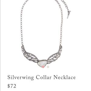 Silverwing Necklace